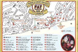 Hastings Fat Tuesday 2019