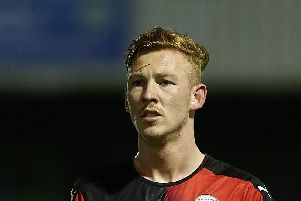 Josh Yorwerth has been banned. Picture: Pete Norton/Getty Images
