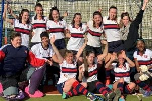 The BHHHC ladies' 2nds enjoyed an emphatic 8-0 win at the weekend.
