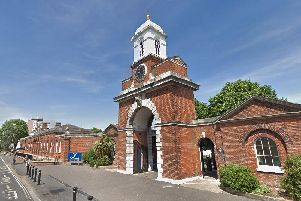 St Vincent College in Forton Road, Gosport. Picture: Google Street View