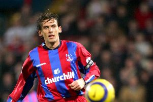 Crystal Palace's Tony Popovic scored one of the 'best' own goals at Fratton Park