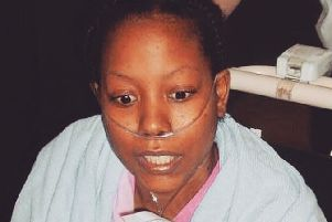 Anusjka: 'Many Sickle Cell patients have died in 2019  - I do not want to be next.'