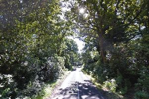 Pale Lane, near Fleet services. Picture: Google Street View