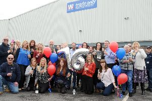 Williams & Co in Standard Way, Fareham, came number 76 in the The Sunday Times 100 Best Companies to work for.'Picture: Sarah Standing (010319-619)