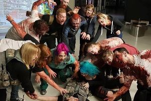 Dare you brave the zombie experience?
