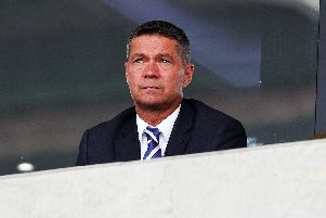 Mark Catlin does not believe B teams are on the Football League agenda in his lifetime. Picture: Joe Pepler