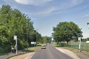 Grange Road in Gosport. Picture: Google