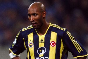 Pompey target Nicolas Anelka left Fenerbahce and joined Bolton in the summer of 2006