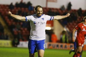 Brett Pitman. Picture: Joe Pepler
