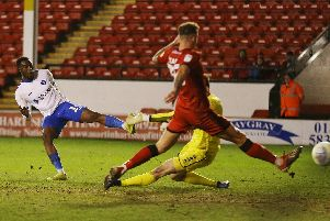Pompey won at Walsall. Picture: Joe Pepler