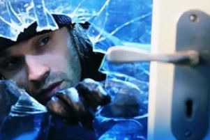 Police have been cracking down on commercial burglaries