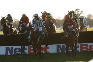 Will the sun shine at Fontwell for the St Patrick's raceday? Picture by Clive Bennett