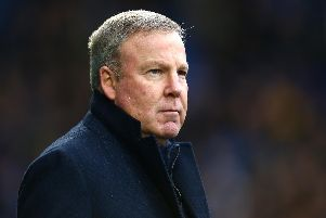 Pompey boss Kenny Jackett. Picture: Jordan Mansfield/Getty Images