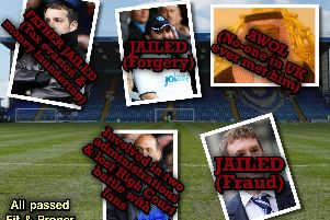 Pompey's chequered owners from August 2009 - February 2012