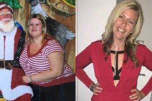 Natasha Bunby weighed 21st 5lb at her heaviest but has sustained her 11st weight loss since September 2012