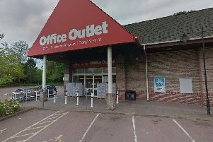 Office Outlet has entered administration. Photo courtesy of Google