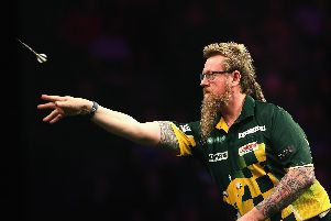 Simon Whitlock. Picture: Alex Livesey/Getty Images