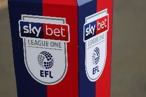 Which teams are the most 'route one' in League One?