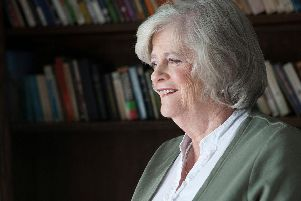 Strictly Ann - An Evening with Ann Widdecombe. Picture: Poppy Berry.