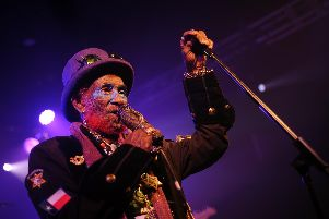 Lee Scratch Perry will be at the Wedgewood Rooms, Southsea, on Sunday. Picture: Paul Windsor