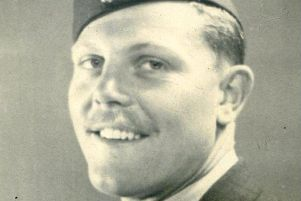 Ian Cross was one of those killed during the Great Escape.