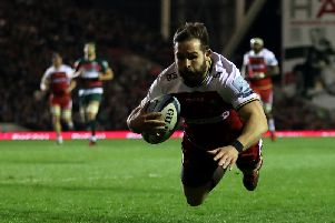 Cobus Reinach scored and was named man of the match