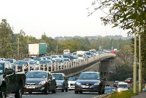 M27 to Eastern Way A32
