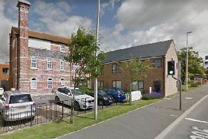Bowes House in Hailsham was rated 'good' by the Care Quality Commission (Credit: Google Maps)