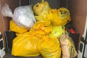 Van full of �1m worth of drugs seized in Armagh, Banbridge and Craigavon area