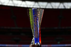 The Checkatrade Trophy. Picture: Bryn Lennon/Getty Images
