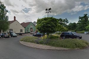 Harvester in Warwick. Photo from Google Street View.