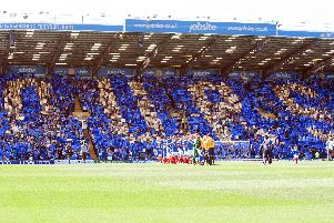 The documentary 'Our Club' will be released next month, telling the remarkable story of Pompey's fall and rise. Picture: Oliver Zee