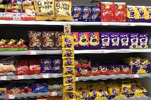 Blaise says supermarkets must share responsibility for the Easter Egg binges