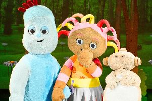 In the Night Garden comes to The Kings Theatre, Portsmouth, April 13-14