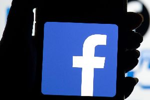 Social media giants like Facebook are being targeted by the new rules. Photo: Dominic Lipinski/PA Wire