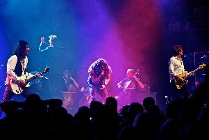 Stairway To Heaven: Led Zeppelin Masters were at Portsmouth Guildhall on April 10, 2019. Picture by Melanick Photography