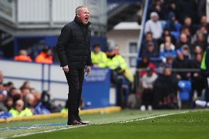 Kenny Jackett has overseen five-successive League One victories for Pompey. Picture: Joe Pepler