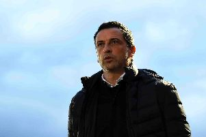 Jack Ross. Picture: Nathan Stirk. Getty Images