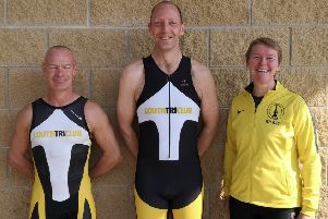 Richard, Sean and Christine are the first athletes to benefit from Louth Tri Club grants EMN-190415-181548002