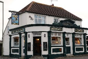 The Fighting Cocks Pub, Gosport. Picture: Allan Hutchings (150203-928)