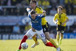 Kenny Jackett praised the impact of Ronan Curtis and his fellow substitutes in Saturday's 2-1 win at Burton. Picture: Daniel Chesterton/phcimages.com