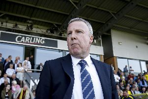 Kenny Jackett is proud of his team's winning characteristics. Picture: Daniel Chesterton/phcimages.com