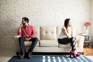 Fiona Caine gives advice to a couple who want to divorce but don't want to upset the children