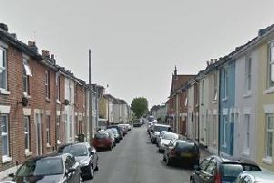 Wisborough Road in Southsea, Portsmouth. Picture: Google