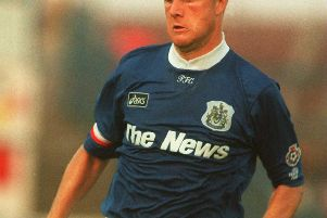 Guy Butters suffered Pompey agony when Jim Smith's side visited Sunderland in May 1993