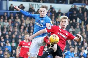 Pompey and Barnsley are fighting for League One automatic promotion