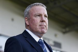 Kenny Jackett's Pompey are heading to Ireland for pre-season. Picture: Daniel Chesterton/phcimages.com