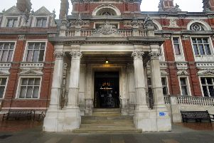 Eastbourne Town Hall (Photo by Jon Rigby) SUS-190425-155127008