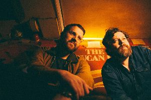 Bear's Den were at Staggeringly Good's House of Rapture to launch their new album. Picture by Sequoia Ziff