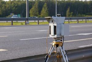 These are all the locations of mobile speed cameras in the Portsmouth area this week